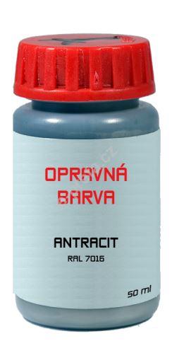 PREFA opravná barva tyčinka 50 ml - Antracitová ~ RAL 7016