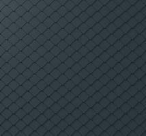PREFA fasádní šablona malá 20 x 20 - stucco - Antracit P.10