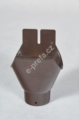 PREFA kulatý kotlík, 280 x ø 80 mm