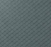 PREFA fasádní šablona malá 20x20, povrch stucco, Břidlicová P.10