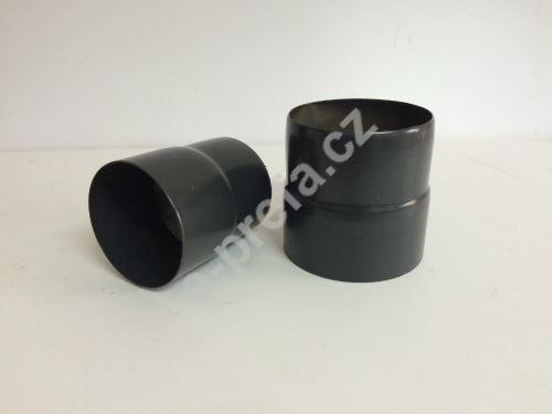PREFA hrdlový spoj, ø 60 mm, Antracit P10