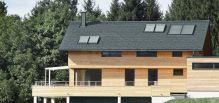PREFA střešní panel r.16, 700 x 420 mm stucco, Břidlicová P.10