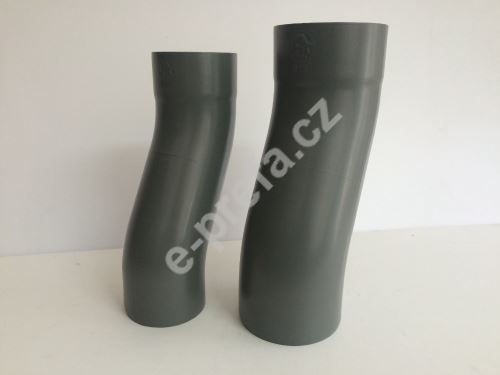 PREFA soklové koleno Ø 80 mm