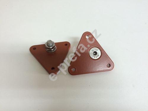 PREFA pomocná montážní deska, se závitem m10