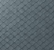 PREFA falcovaná šablona 29x29, povrch stucco, Břidlicová P.10