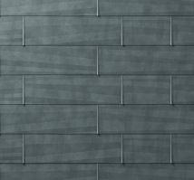 PREFA fasádní panel FX.12 MALÝ - hladký - Břidlicová P.10