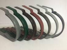 PREFA žlabové háky 250/23 x 7 mm