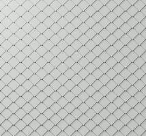 PREFA fasádní šablona malá 20 x 20 - stucco - Přírodní hliník P.10