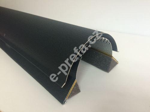 PREFA hřebenáč jet-lüfter stucco, dl.1200 mm, tl.1,00 mm, P.10
