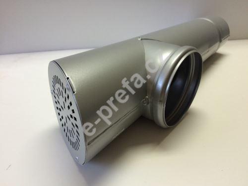 PREFA fasádní kotlík se zaústěním 120 mm
