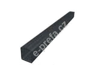 PREFA svod hranatý 100 x 100 mm / 3000 mm