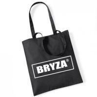 DÁREK - Plátěná taška BRYZA černá
