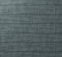 PREFA střešní panel fx.12, 700 x 420 mm malý hladký, Břidlicová P.10