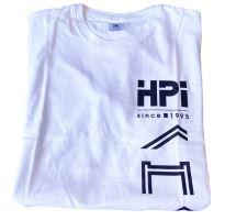 DÁREK - Tričko bílé HPI velikost L
