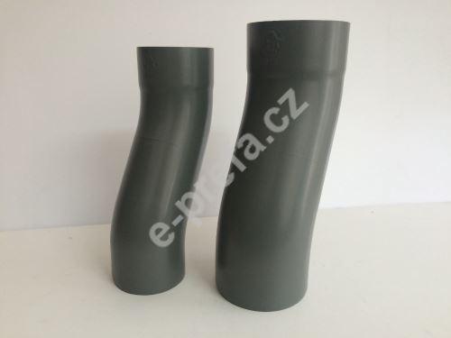 PREFA soklové koleno, ø 100 mm